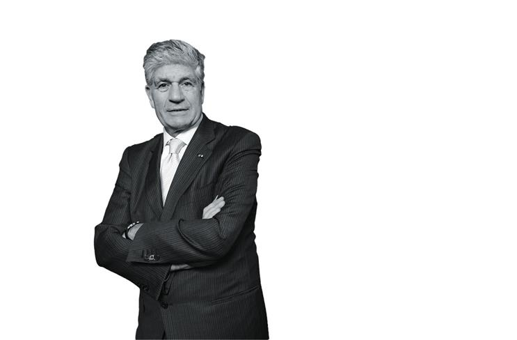 Maurice Lévy, chief executive, Publicis Groupe: Advertising will never be led by technology