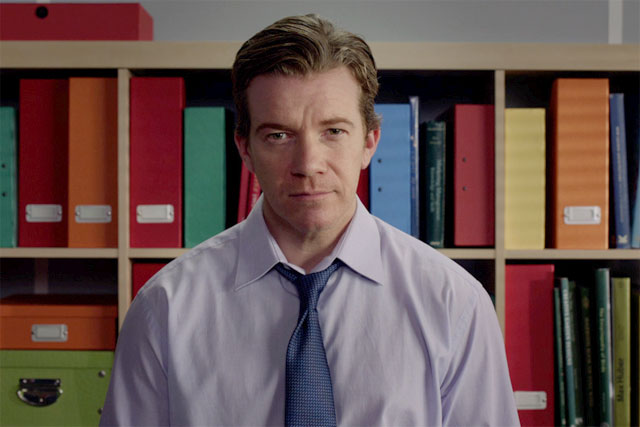 Max Beesley: stars in last year's Jobsite campaign