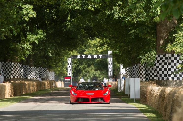 Festival Of Speed >> Mastercard To Create Priceless Experiences At Goodwood Festival Of