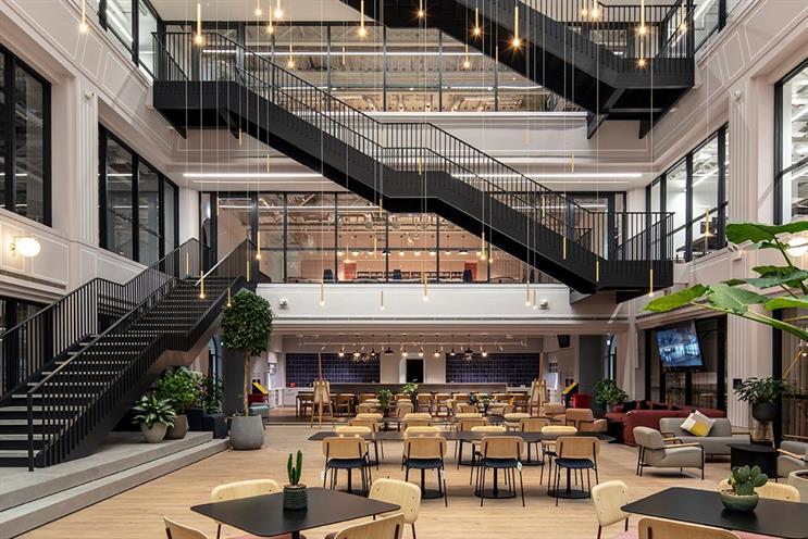 McCann Worldgroup's London HQ