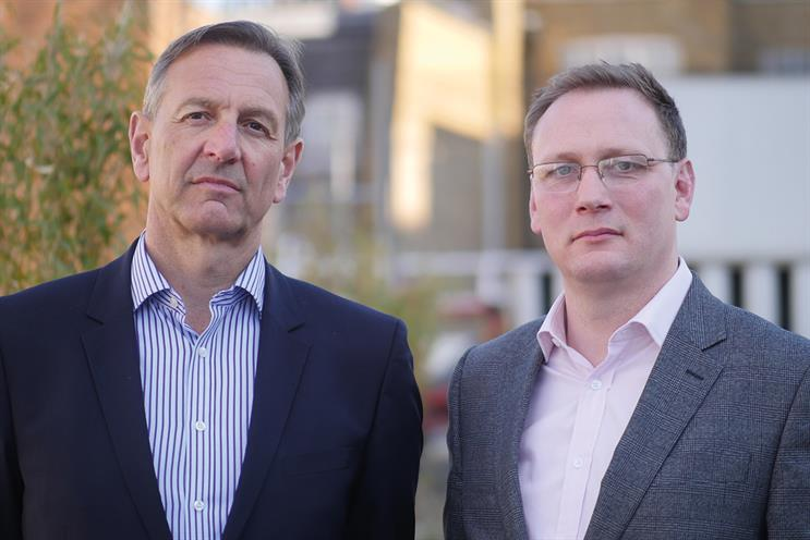 Lund and Muir will oversee McCann Demand