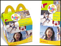 McDonald's unveils healthy options for new Happy Meals