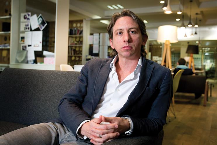 McNicholas: former NME editor will run AllTogetherNow