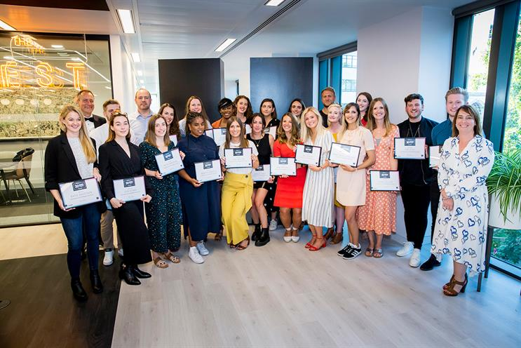 Media Week 30 Under 30: some of the 2019 winners