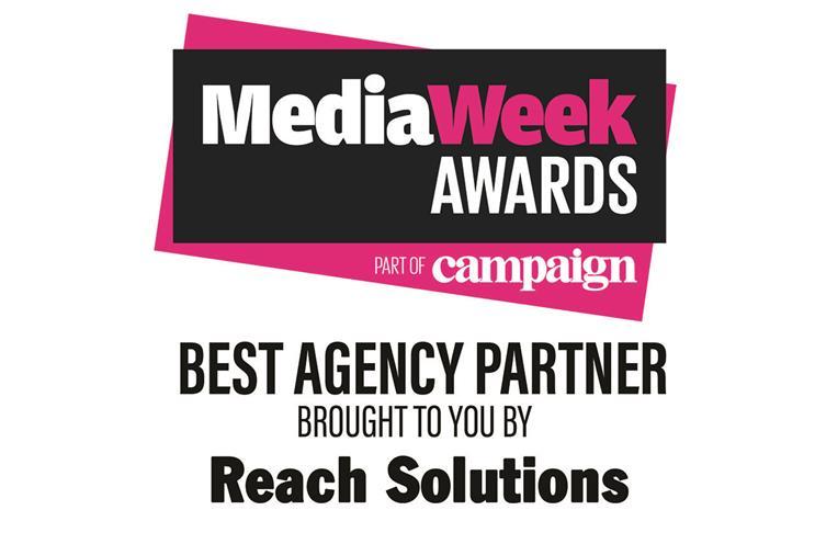 Media Week Awards: taking place on 10 October