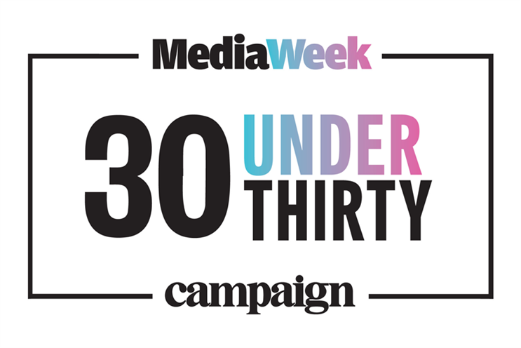 MediaWeek 30 under 30 - 17 June 2021