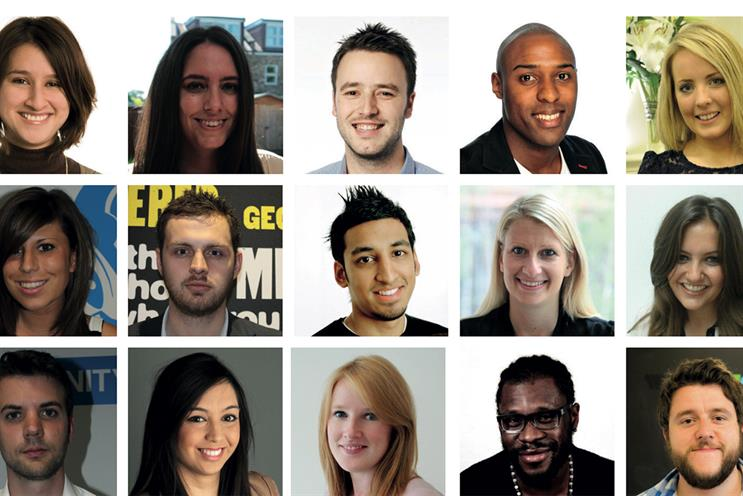 Media Week 30 Under 30: talented young entrants from previous years