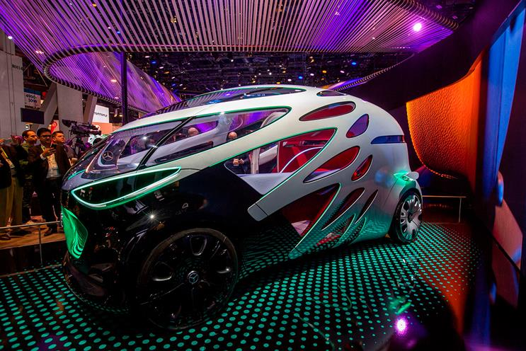 Autonomous vehicles will transform car marques into lifestyle brands