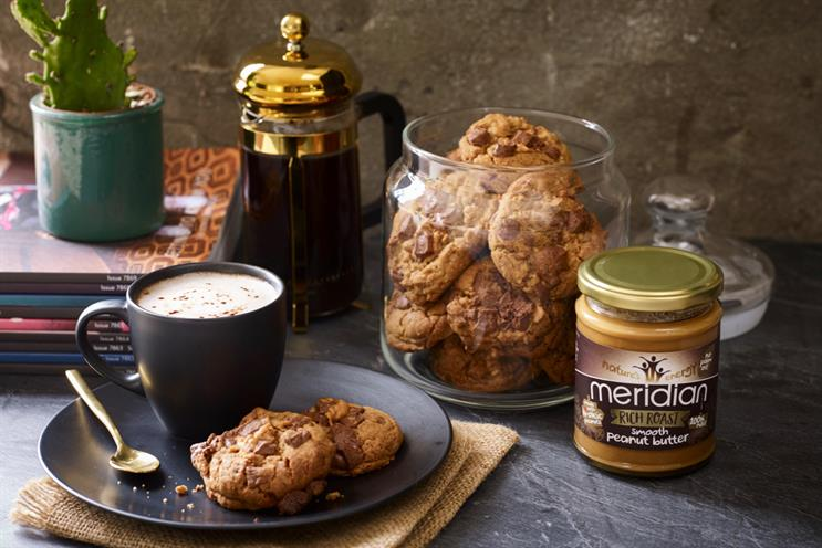 Meridian's Rich Roast: the new flavour is being promoted in a London pop-up