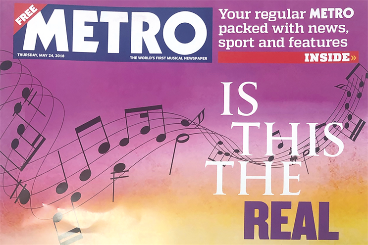 Metro: From bright beginnings to an even brighter future