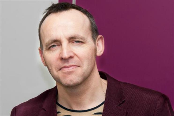 Michael Brown: brand experience managing director at newly-formed MKTG UK