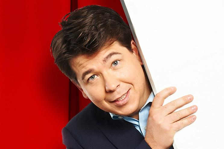 What creative businesses can learn about risk-taking from Michael McIntyre