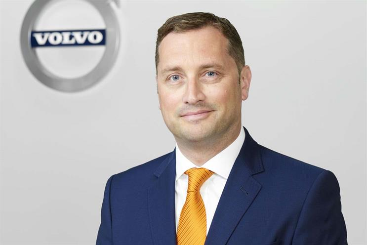 Volvo hires former Harley-Davidson marketer Johnstone as marketing strategy director
