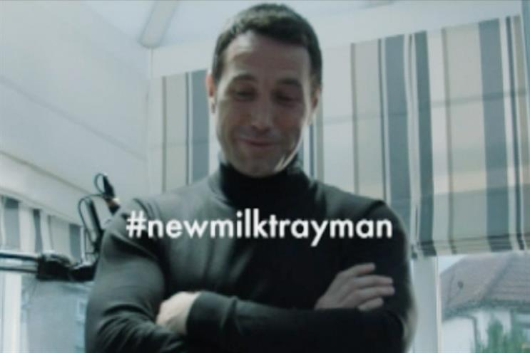 Ten things you need to know: new Milk Tray Man