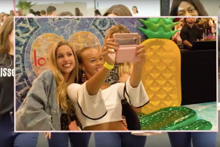 MediaCom: shortlisted for its Love Island/Missguided campaign with ITV