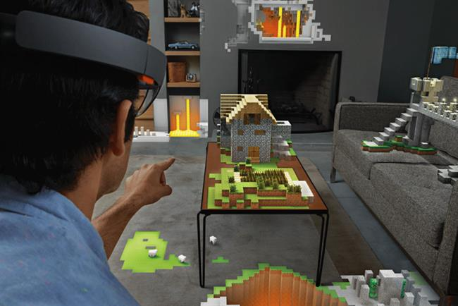 Mixed reality is making the mundane magical