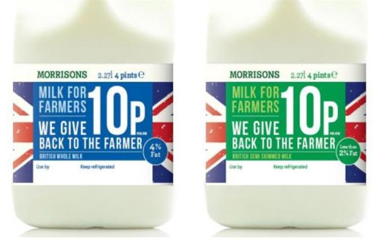 Milk prices: Morrisons and Asda are taking steps to address farmers' concerns
