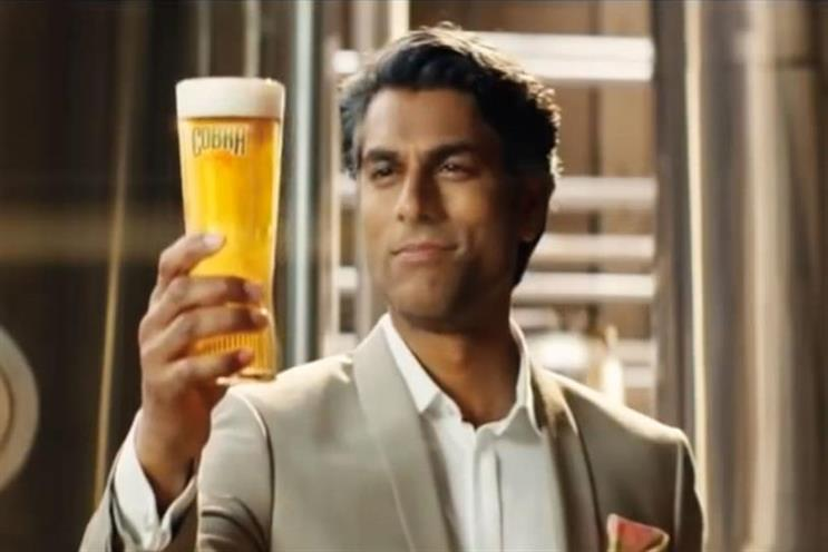 Cobra: the Molson Coors Indian beer