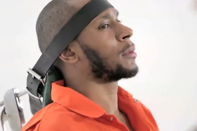 Mos Def: force fed under standard Guantánamo Bay procedures