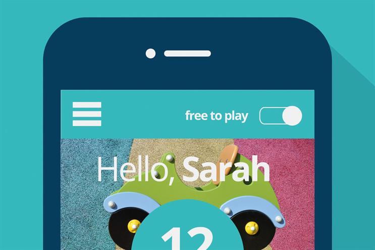 Mush: helps parents make new friends