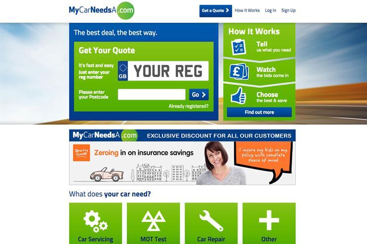 MyCarNeedsA.com: Havas handles media