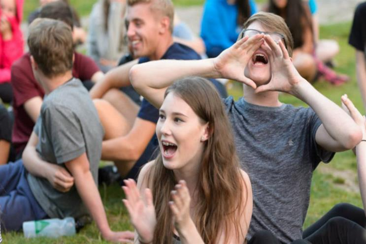 NCS: targets 15- to 17-year-olds