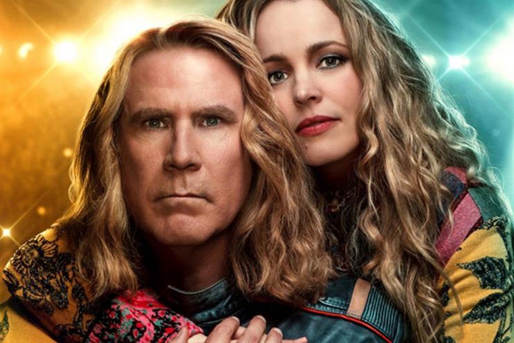 Netflix: Eurovision film stars Ferrell and McAdams