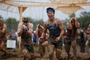 Tough Mudder and Eventbrite will join forces for 2014