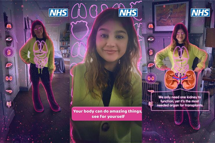 NHS: educational campaign highlights the shortage of organs