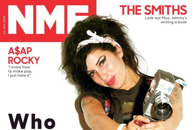 NME is looking to jump on the free magazine bandwagon