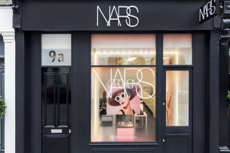 Nars: hosting beauty-themed evening
