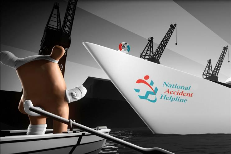 National Accident Helpline: The Corner will introduce a new brand platform