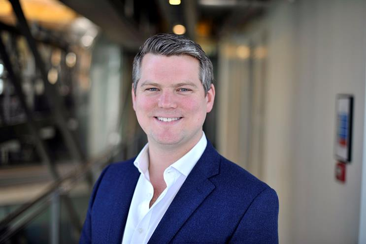 Nathan Ansell: M&S marketing director for clothing and home