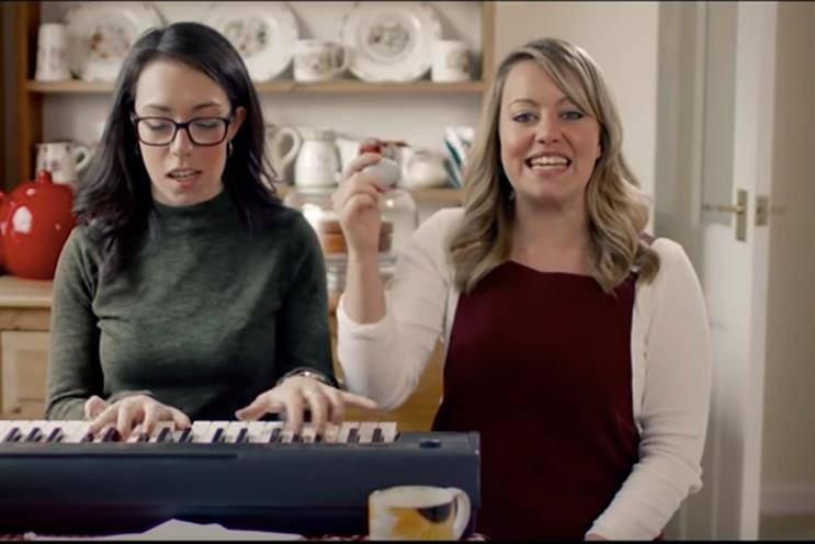 "Nationwide Building Society's ""Sisters"""