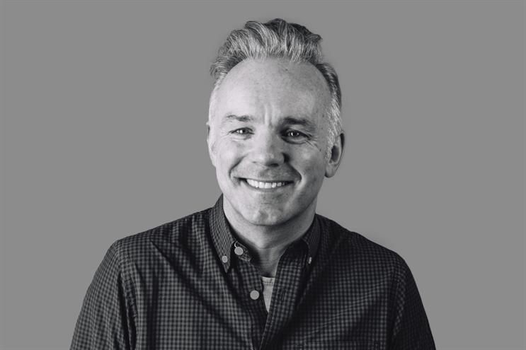 Neil Christie: has been at Wieden & Kennedy for 17 years
