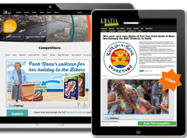 Nestle trials placing video ads into Captcha sign-ups