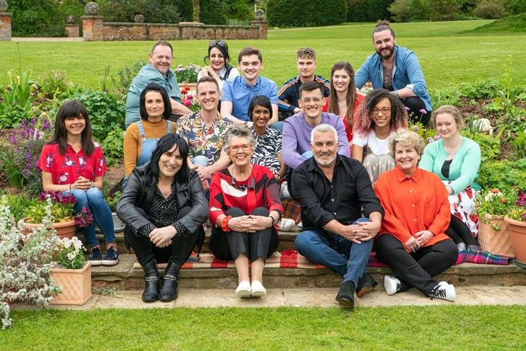 The Great British Bake Off: could see increase in ads