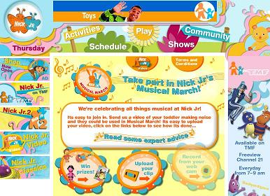 Nick Jr launches first user-generated event for pre-schoolers