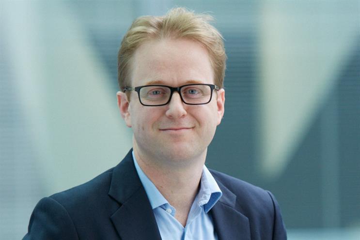 Nick Baughan: UK chief executive of Maxus