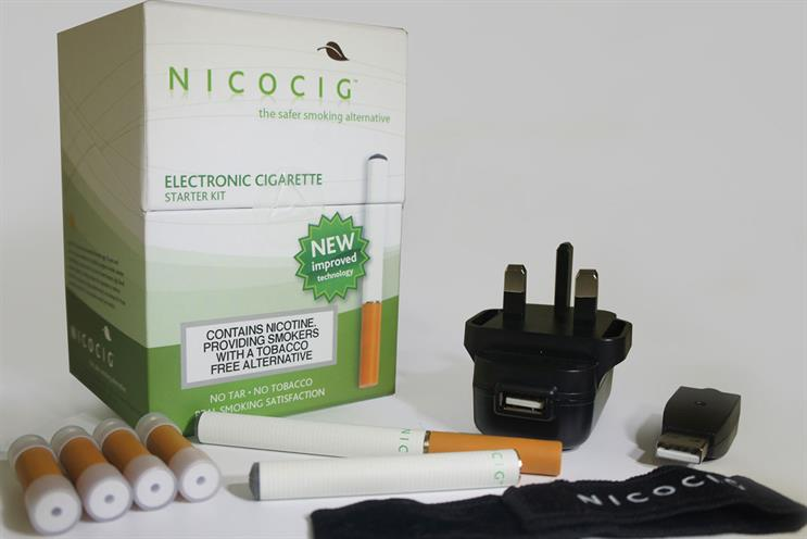 Philip Morris kicks off pitch for Nicocig brief