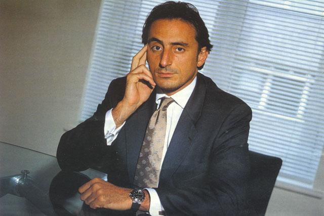 Nicolas de Santis, president, Gold Mercury