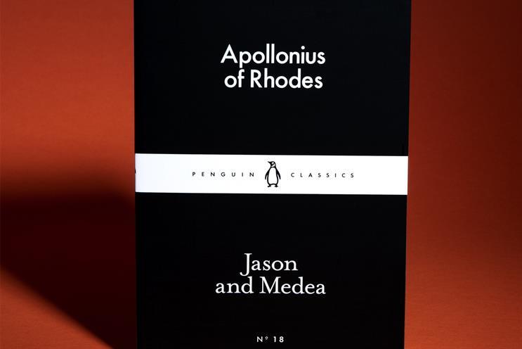 Literary insights - 18: Jason & Medea