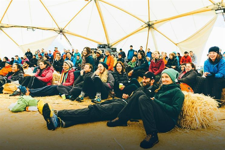 The North Face: hosting Mountain Festival for a second year