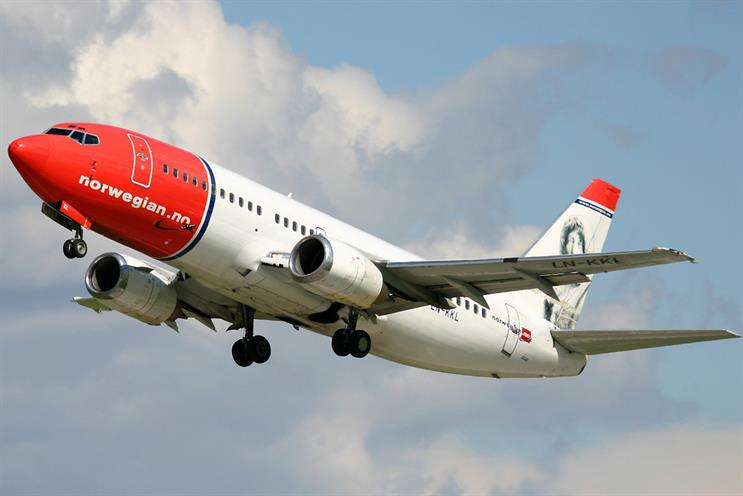Norwegian Air set for first global campaign