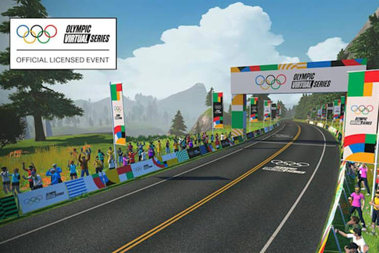 Olympics: Cycling will be hosted by Union Cycliste Internationale and Zwift