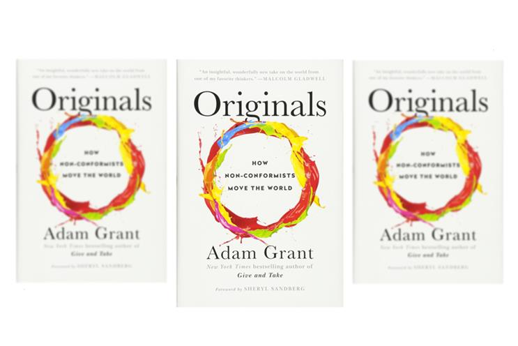 Summer book review: Originals: How non-conformists change the world by Adam Grant