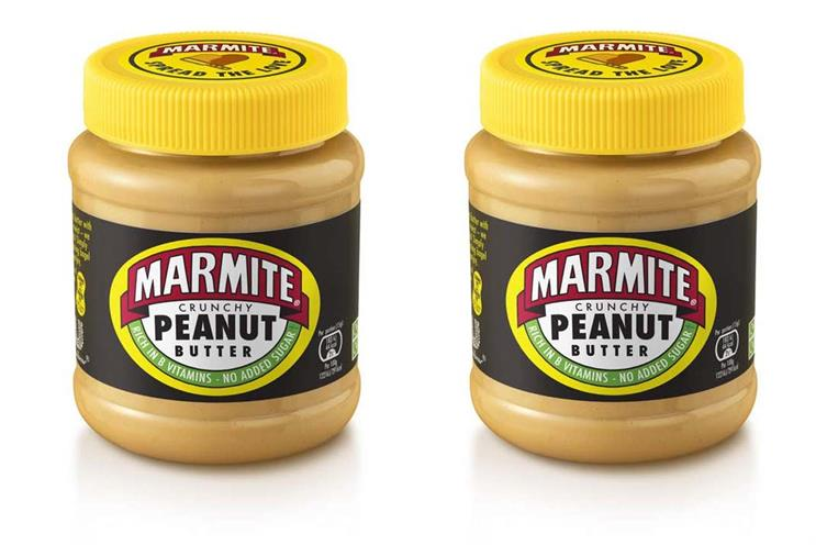 Marmite peanut butter: now a permanent product