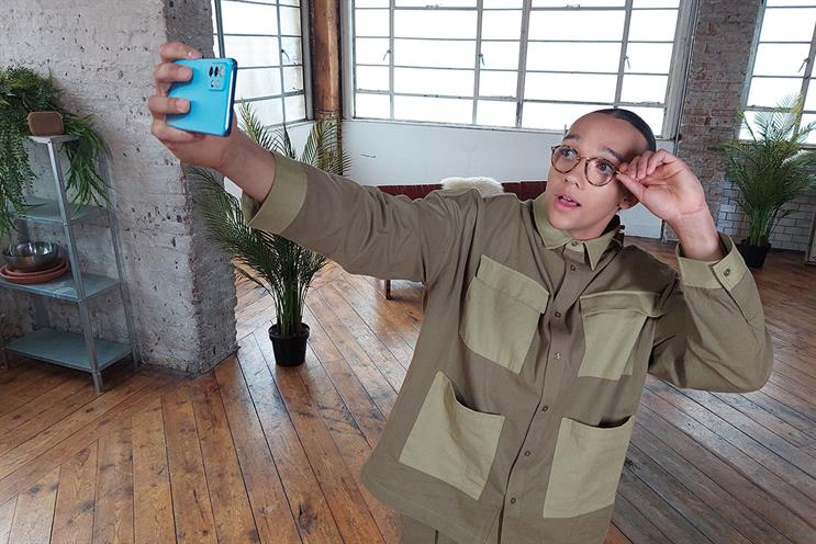Samsung: Kiely will help viewers feel more confident about dancing