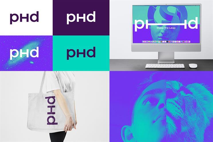 PHD: new logo