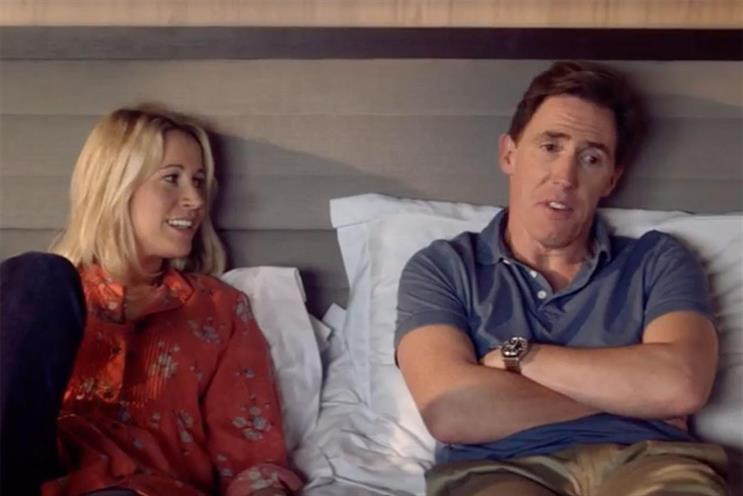 Rob Brydon: character was introduced by Founded